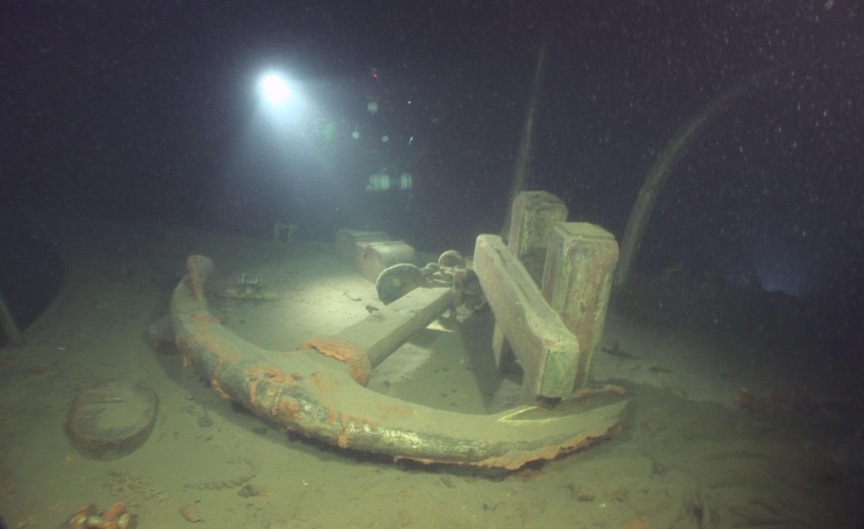 Gunilda Shipwreck