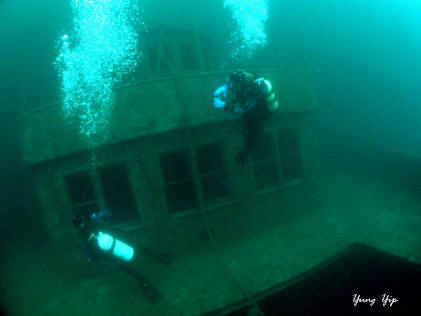 isle royale diving